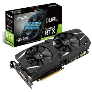 CARTE GRAPHIQUE INTERNE Carte graphique ASUS  Dual nvidia GeForce RTX 2060