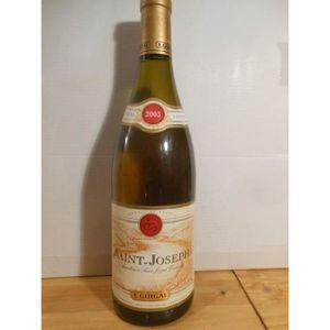 VIN BLANC saint-joseph guigal blanc 2003 - côtes du rhône fr
