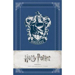 LIVRE 0-3 ANS ÉVEIL Livre - Harry Potter ; Serdaigle ; carnet ligné av