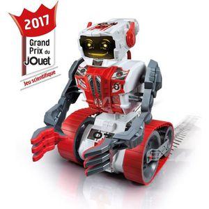 ROBOT - ANIMAL ANIMÉ CLEMENTONI STEM - Robot Évolution - 8 ans et +