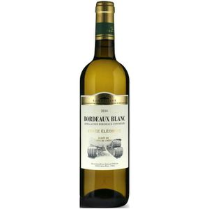 VIN BLANC FÛT ELEONORE 2014 - Vin de Bordeaux - Blanc - 75 c