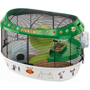 cage hamster achat vente cage hamster pas cher cdiscount. Black Bedroom Furniture Sets. Home Design Ideas