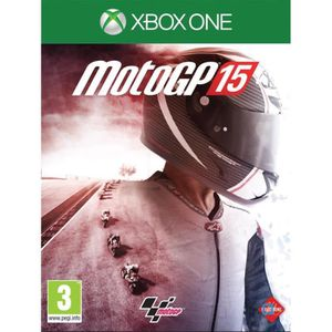 JEU XBOX ONE Moto GP 15 Jeu XBOX One