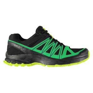 Salomon XA crossamphibian Messieurs Trekking Chaussures Vert