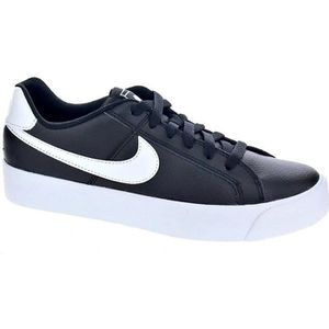 super popular c6923 cfb4e BASKET Baskets basses - Nike Court Royale Femme Noir