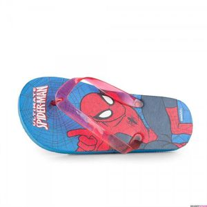 72122d0de2b TONG Tongs Spiderman bleu et rouge garçon Marvel ...