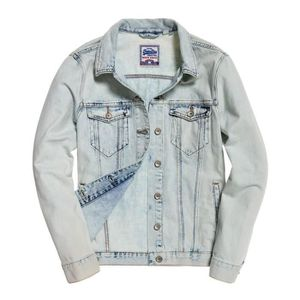 BLOUSON Vêtements femme Vestes Superdry Denim Long Line