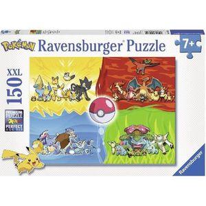 PUZZLE Puzzle XXL 150 Pieces Diff?rents Pokemon : Pikachu