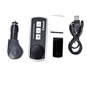 KIT BLUETOOTH TÉLÉPHONE SAVFY® Bluetooth Pare-soleil Voiture Kit Main Libr