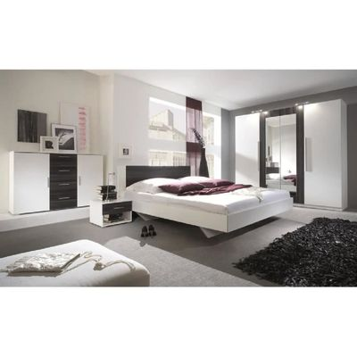 Cdiscount chambre complete stunning chambre complte josh - Chambre adulte cdiscount ...