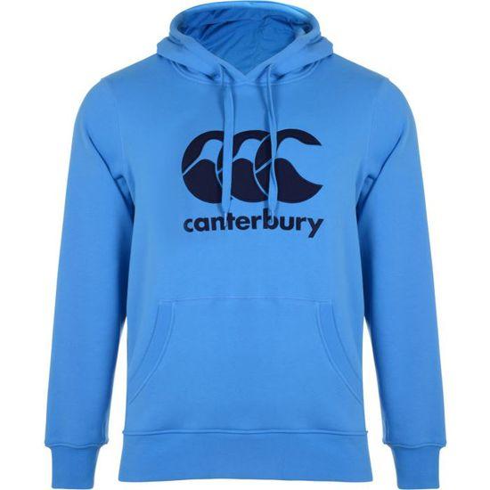 CCC Canterbury E55OC02 Sweat /à Capuche pour Homme Gris