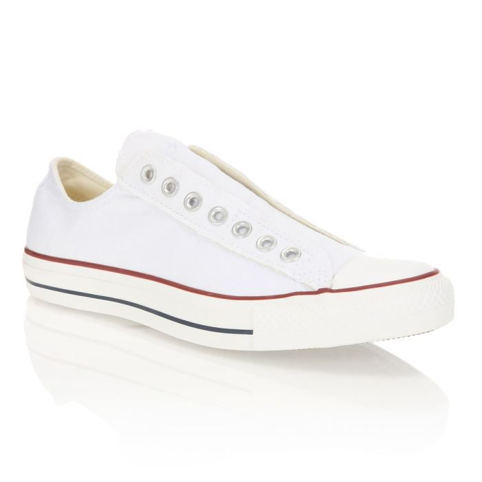 converse slip on homme