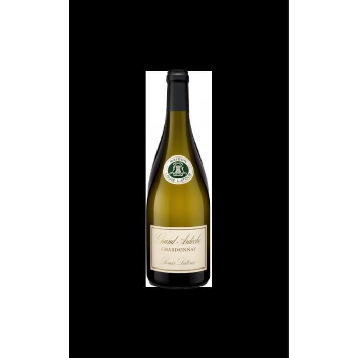 Domaine Louis Latour, cuvée Grand Ardèche chardonnay Blanc