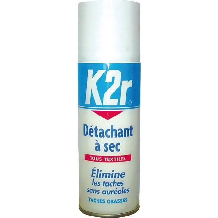 Détachant K2r à sec - 200 mL