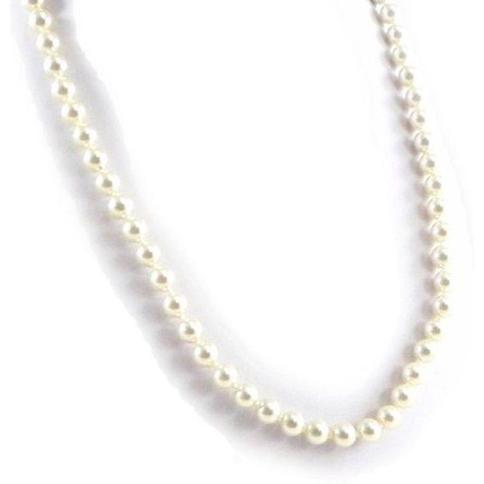 Collier de Perles de Majorque 45 cm
