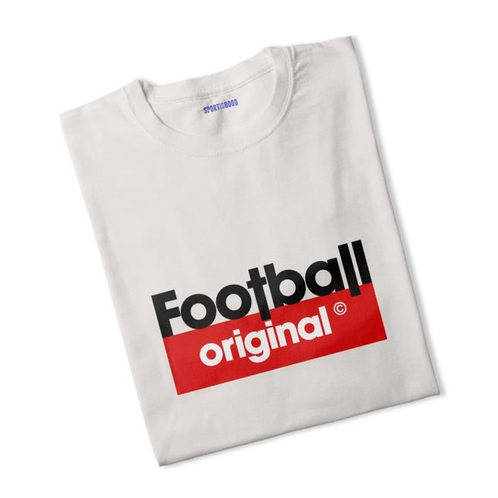 T-shirt femme Football original