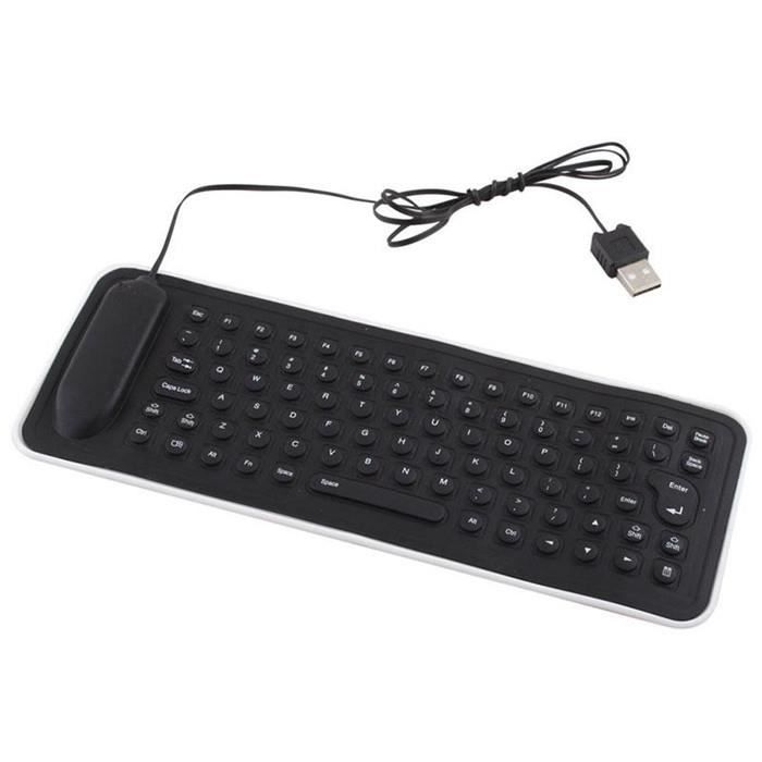 mini clavier gamer usb portable pour ordinateur tablette ordinateur portable prix pas cher. Black Bedroom Furniture Sets. Home Design Ideas