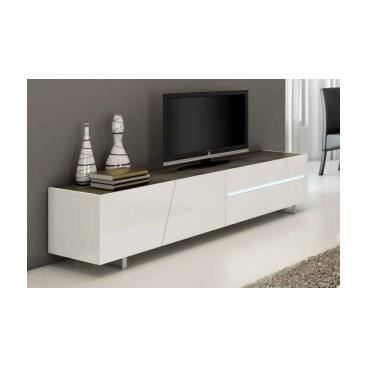 meuble tv design a suspendre. Black Bedroom Furniture Sets. Home Design Ideas