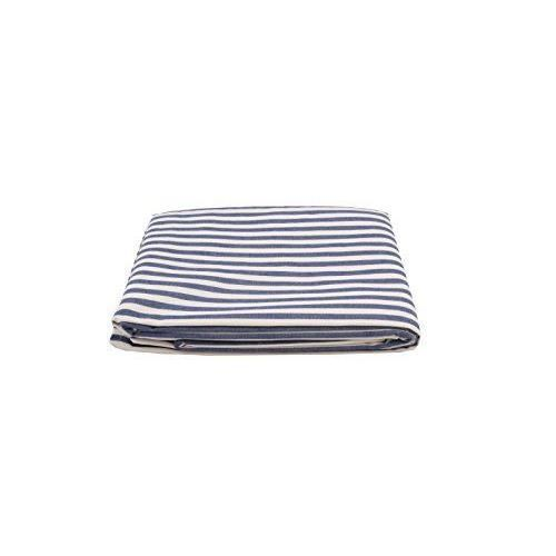 campagne table linen breton nappe bleu achat vente nappe de table cdiscount. Black Bedroom Furniture Sets. Home Design Ideas