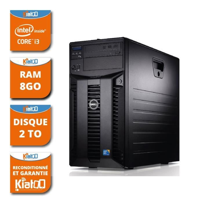 ordinateur de bureau dell optiplex 380 core de duo 4go ram. Black Bedroom Furniture Sets. Home Design Ideas