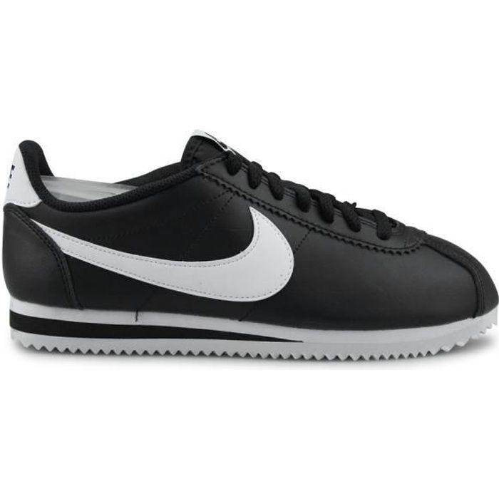 Nike cortez noir - Cdiscount