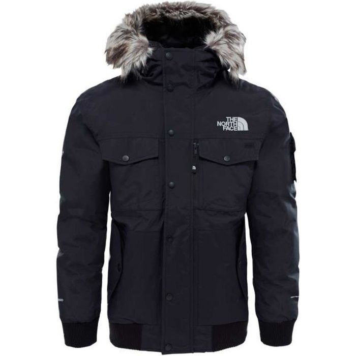 prezzo più basso con scarpe originali stili classici Vêtements homme Vestes casual The North Face Gothajacket Noir ...
