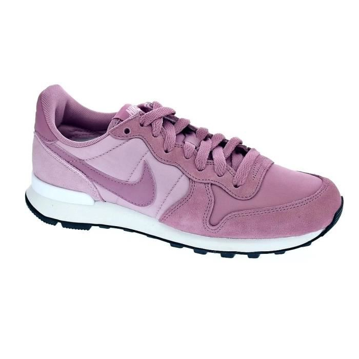 buy popular 6a606 49b57 Basket nike femme violet