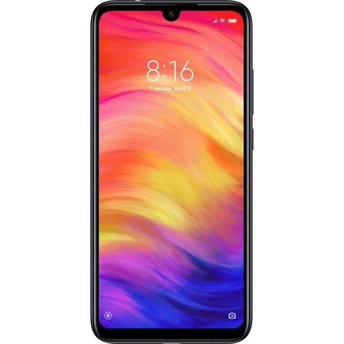 SMARTPHONE Xiaomi Redmi Note 7 Double SIM 64 Go Noir