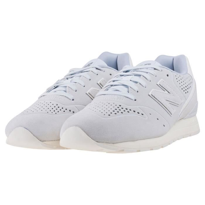 9 New Hommes Sport clair Gris Baskets Style UK Blanc Mrl996 Balance qwRq7z
