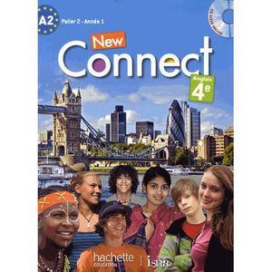 Anglais 4e A2 Connect