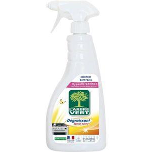 NETTOYAGE CUISINE L'Arbre Vert Spray Cuisine Dégraissant - 740 ml