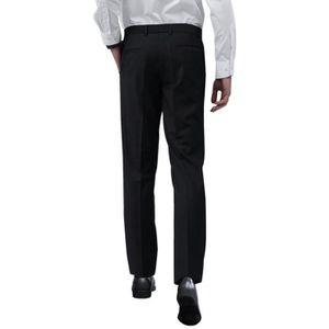 BARRE DE PENDERIE Magnifique Pantalon pour hommes Noir Taille 50