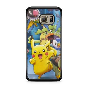 COQUE - BUMPER Coque Samsung Galaxy S6   Pokemon go team pokedex