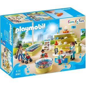 UNIVERS MINIATURE PLAYMOBIL 9061 - Family Fun - Boutique de l'Aquari