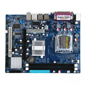 CARTE MÈRE Carte Mere - LGA 775 DDR2 Desktop Computer Motherb