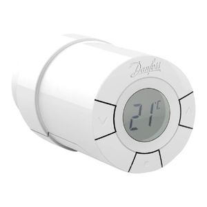 THERMOSTAT D'AMBIANCE NorthQ Danfoss Living Connect Thermostat sans fil