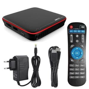 BOX MULTIMEDIA Smart TV Box Décodeur M8S PRO W S905W Décodeur Box