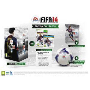 JEU XBOX 360 XBOX 360 FIFA 14 COLLECTOR