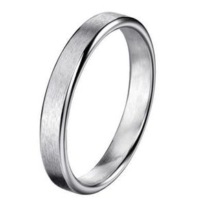 ALLIANCE - SOLITAIRE ALLIANCE OR GRIS/BLANC 18Cts 2,5mm TAILLE 45 à 75