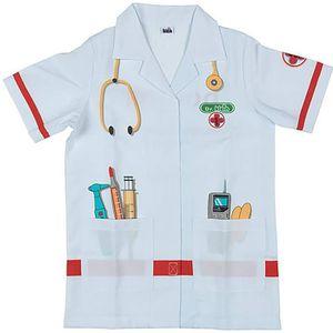 DOCTEUR - VÉTÉRINAIRE KLEIN - Blouse docteur en tissu avec motifs imprim