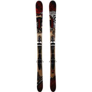 SKI Ski Dynastar 6th Sense Serial plume + fixations