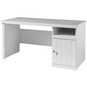 secretaire blanc laque maison design. Black Bedroom Furniture Sets. Home Design Ideas