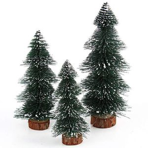 anniversaires Noël Arbres Nouvel An Imprimé Blocs. Noël annonce comportant plusieurs objets