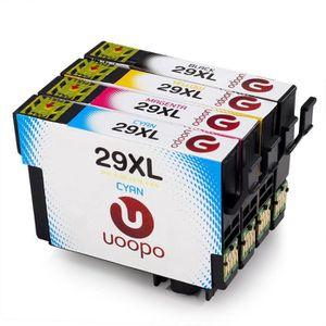 CARTOUCHE IMPRIMANTE Uoopo T29 29XL Compatible Epson 29XL Cartouches d'