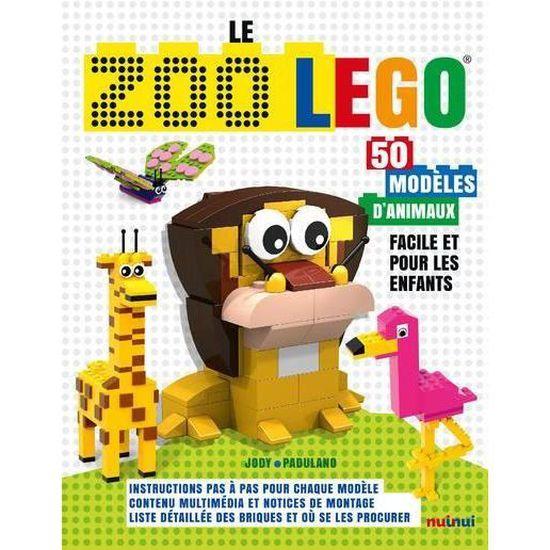 Livre Le Zoo Lego