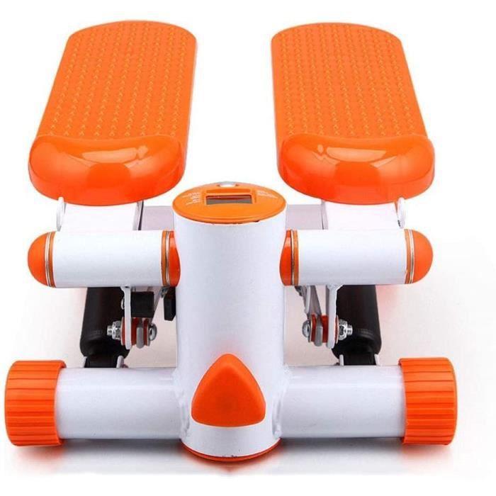 Swing Stepper Stepper Mini Hydraulique Stepper For L'exercice Minceur Perdre Du Poids De Remise En Forme,Portantes 150 Kg Affichage