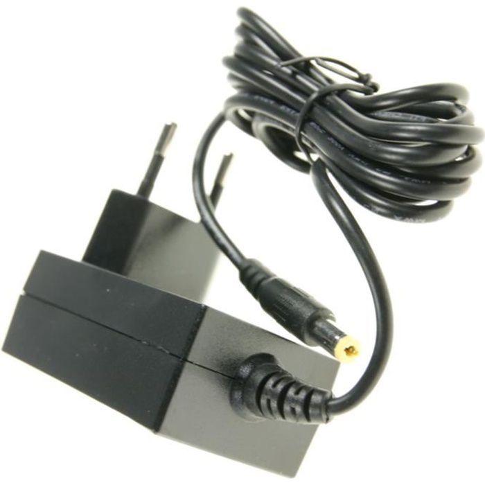 Chargeur secteur - Aspirateur - DIRT DEVIL (34189)