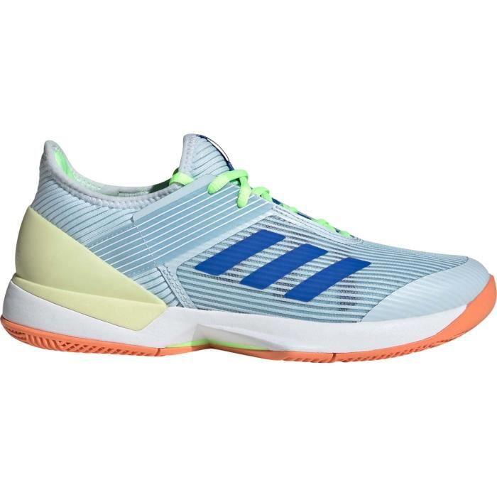 adidas Adizero Ubersonic 3 Femmes Chaussure tennis bleu