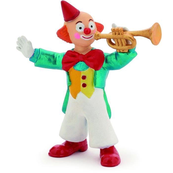 PAPO Figurine Clown Pour Enfant