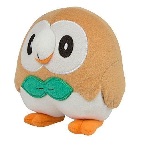 Tomy Pokémon Petit peluche, Rowlet XQL84